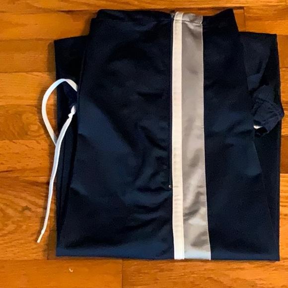 Nike Pants - Nike warm up pants boys size 10 med. 100% poly.